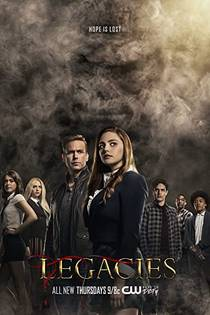 Picture of a TV show: Legacies