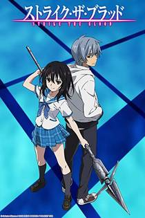Picture of a TV show: Strike The Blood