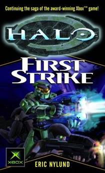 Picture of a book: Halo: First Strike