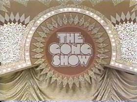 Picture of a TV show: The Gong Show
