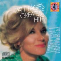 Picture of a band or musician: Patti Page