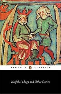 Picture of a book: Hrafnkel's Saga and Other Stories