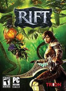 Picture of a game: Rift