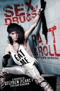 Picture of a book: Sex, Drugs, Ratt  Roll: My Life in Rock