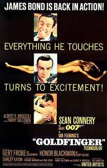 Picture of a movie: Goldfinger