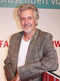 Picture of an author: Frank Schätzing