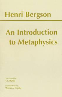Picture of a book: An Introduction to Metaphysics