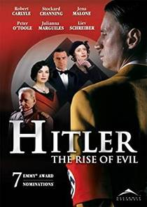Picture of a TV show: Hitler: The Rise Of Evil