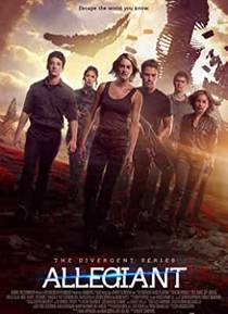 Picture of a movie: The Divergent Series: Allegiant