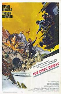Picture of a movie: Von Ryan's Express