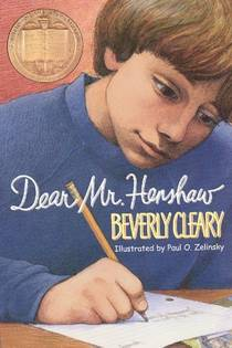 Picture of a book: Dear Mr. Henshaw