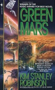 Picture of a book: Green Mars