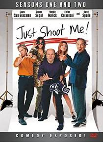 Picture of a TV show: Just Shoot Me!