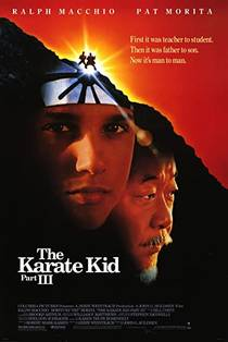 Picture of a movie: The Karate Kid Part III