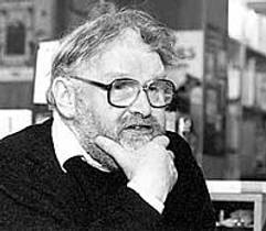 Picture of an author: Alasdair Gray