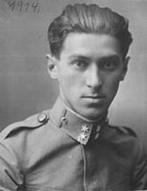 Picture of an author: Miloš Crnjanski
