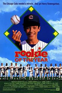 Picture of a movie: Rookie Of The Year
