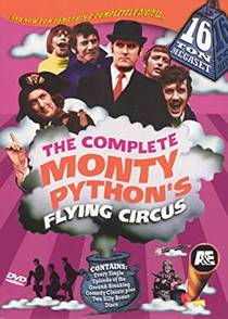 Picture of a TV show: Monty Python's Flying Circus