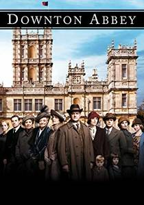 Picture of a TV show: Downton Abbey