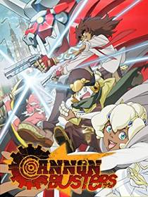 Picture of a TV show: Cannon Busters