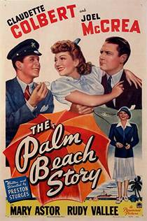 Picture of a movie: The Palm Beach Story