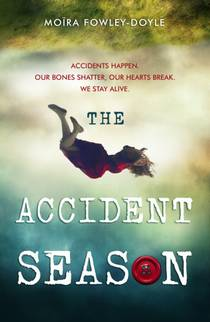Picture of a book: The Accident Season