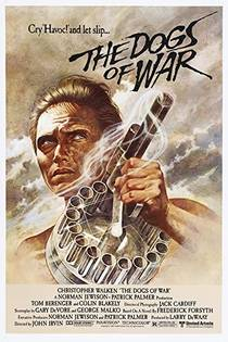 Picture of a movie: The Dogs Of War