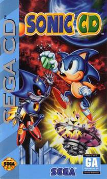 Picture of a game: Sonic Cd