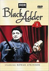 Picture of a TV show: Blackadder