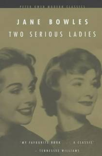 Picture of a book: Two Serious Ladies