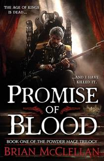 Picture of a book: Promise Of Blood