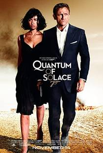 Picture of a movie: Quantum Of Solace