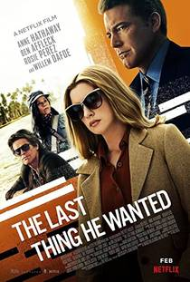 Picture of a movie: The Last Thing He Wanted
