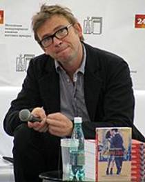 Picture of an author: David Nicholls