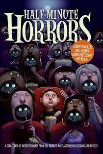 Picture of a book: Half-Minute Horrors