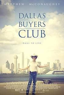 Picture of a movie: Dallas Buyers Club