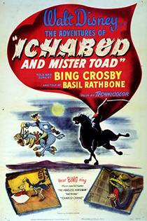 Picture of a movie: The Adventures Of Ichabod And Mr. Toad