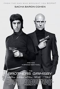 Picture of a movie: Grimsby