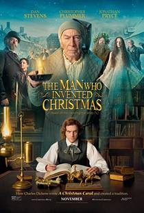 Picture of a movie: The Man Who Invented Christmas