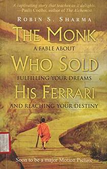 Picture of a book: The Monk Who Sold His Ferrari