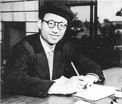 Picture of an author: Osamu Tezuka