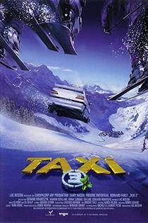 Picture of a movie: Taxi 3