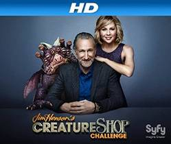 Picture of a TV show: Jim Henson's Creature Shop Challenge