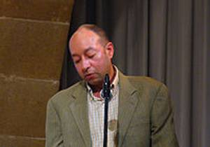 Picture of an author: Carl Phillips