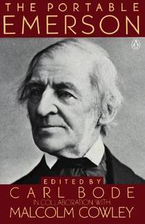 Picture of a book: The Portable Emerson