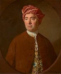 Picture of an author: David Hume