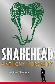Picture of a book: Snakehead