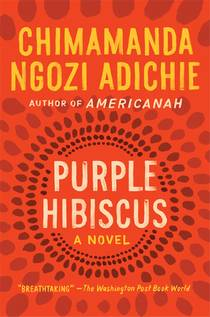 Picture of a book: Purple Hibiscus