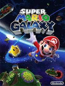 Picture of a game: Super Mario Galaxy