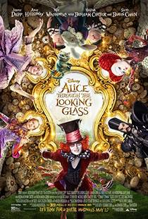 Picture of a movie: Alice Through The Looking Glass